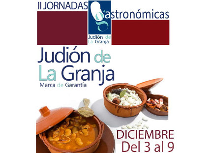 Jornadas gastronómicas 2018